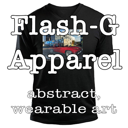 Flash G Apparel Logo