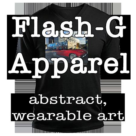 Flash-G Apparel Logo
