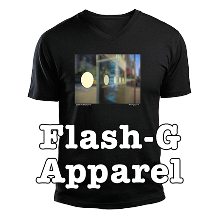 Flash-G Apparel Logo